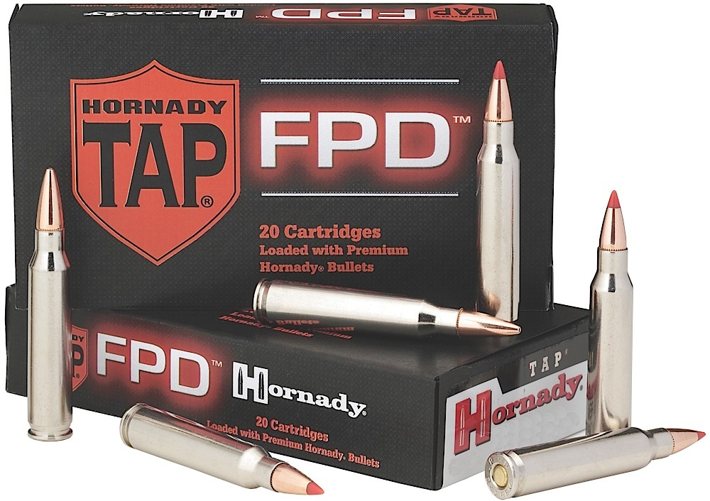 HORNADY TAP .308 WINCHESTER 168 GRAIN JACKETED HOLLOW POINT 20 ROUNDS/BOX 80968