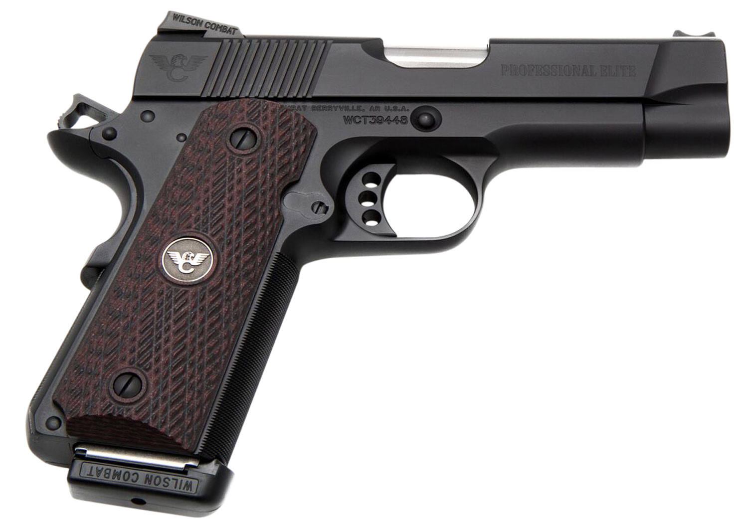 WILS PROFESSIONAL ELITE 45ACP 4IN *EXC
