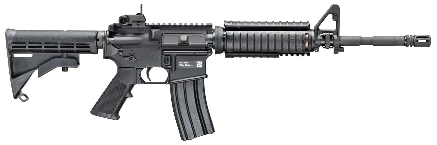 FN 36318 MIL COLL 5.56 M4 16   BLK 3OR