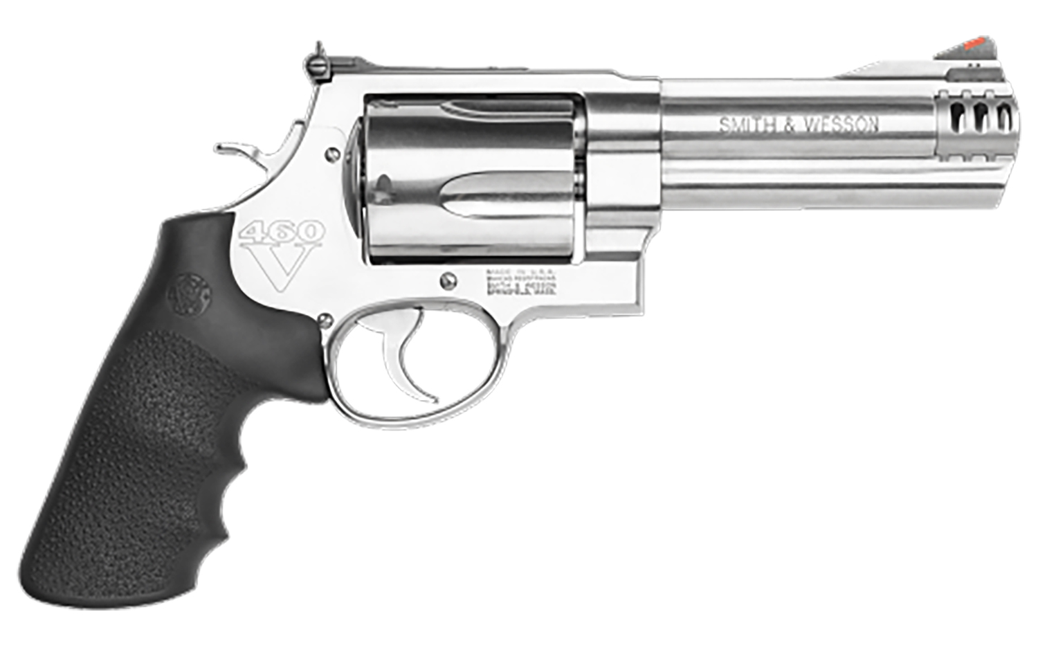 S&W M460V 163465 460SW 5IN RR AS    SS