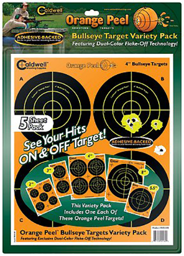 CALD 410864 4IN  OP BULLS-EYE     10PK