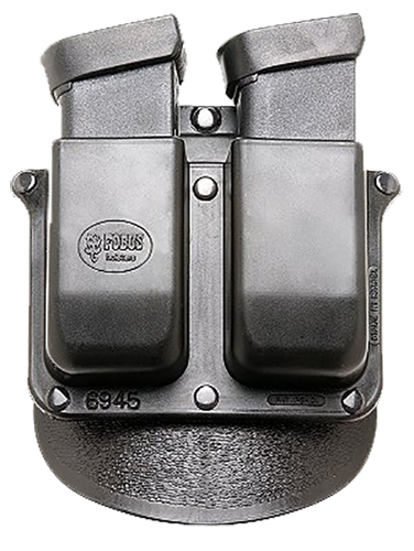 FOBUS 6945P    PADDLE DBL MAG POUCH