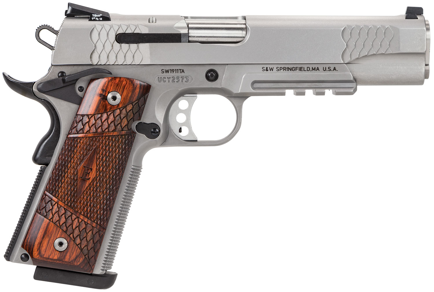 S&W M1911  108411 45 ESER 5 RAIL   2TN