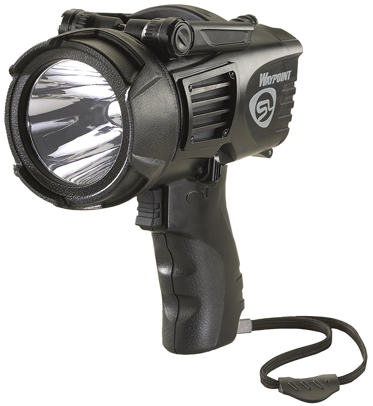 STL 44902  WAYPOINT SPOTLIGHT    BLACK