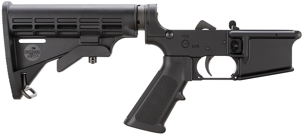 Bushmaster 92950 AR-15 Lower Reciever 6 Pos Stock