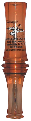 HAY WF00   WHITE FRONT GOOSE CALL