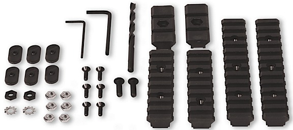 TAP MNT90302  ULTIMATE ACCESSORY RAILS