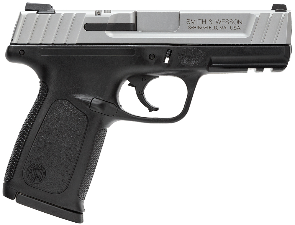 S&W SD9VE *MA*123902 9MM 4         10R