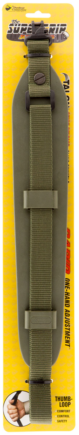 OUT SGSS20972 SUPER GRIP SLING GREEN