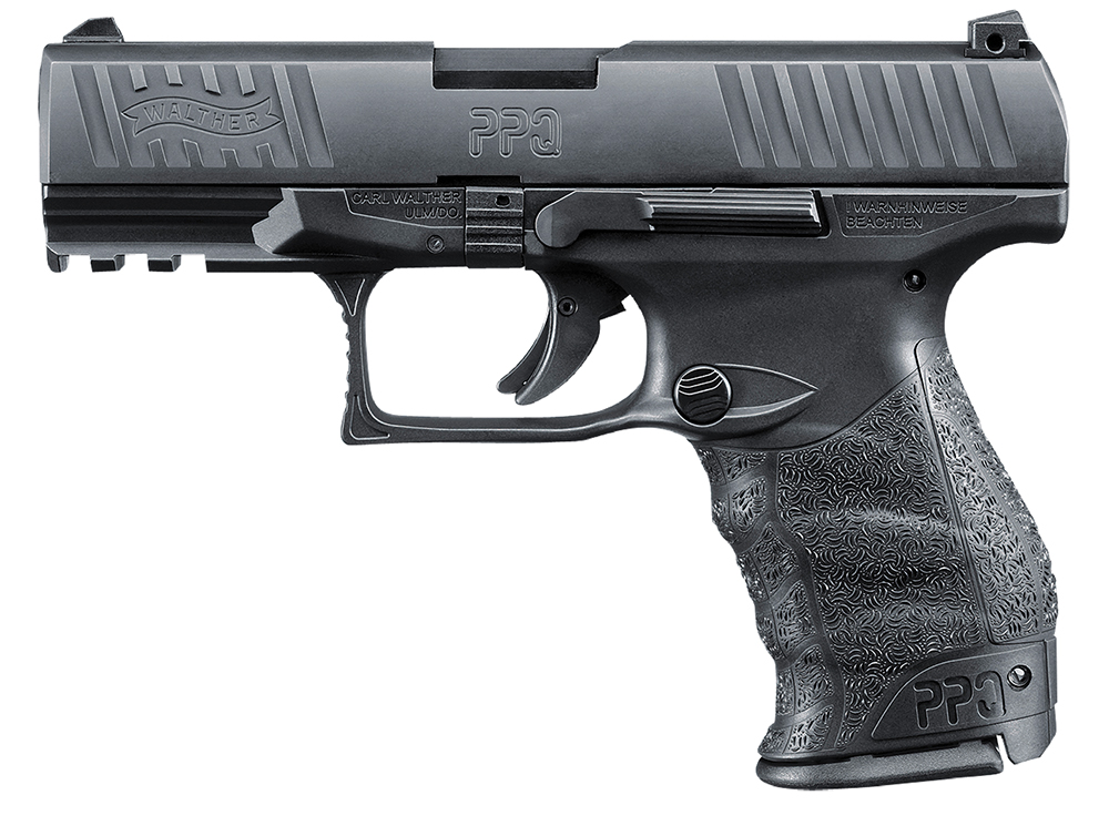 WAL 2796074 PPQ M2 40SW 4IN BLK