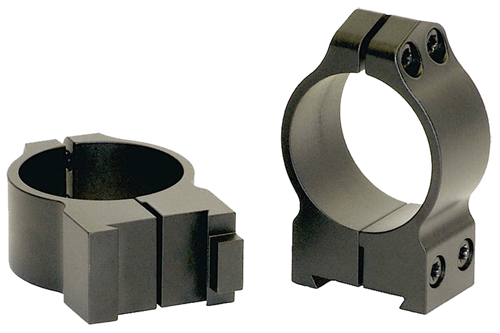 WARNE 15BM   CZ RINGS 30MM HIGH MATTE