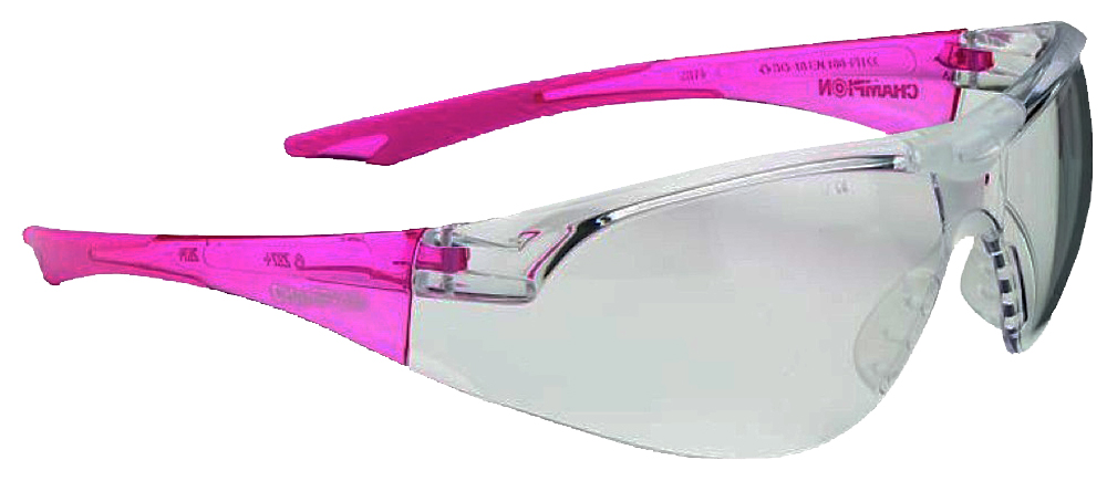 Champion 55604 YOUTH CLEAR GLASSES PINK