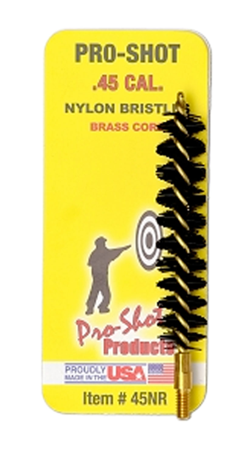 PROSHOT 45NR     RFL NYLON BRUSH 45CAL