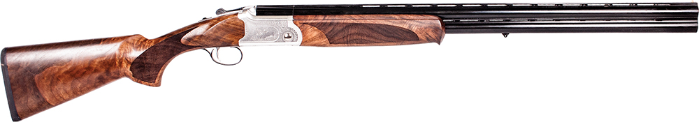 "ATI AMERICAN TACTICAL IMPORTS CAVALRY OVER/UNDER 12 GAUGE 28"" BARREL TURKISH WALNUT FINISH GKOF12SV"