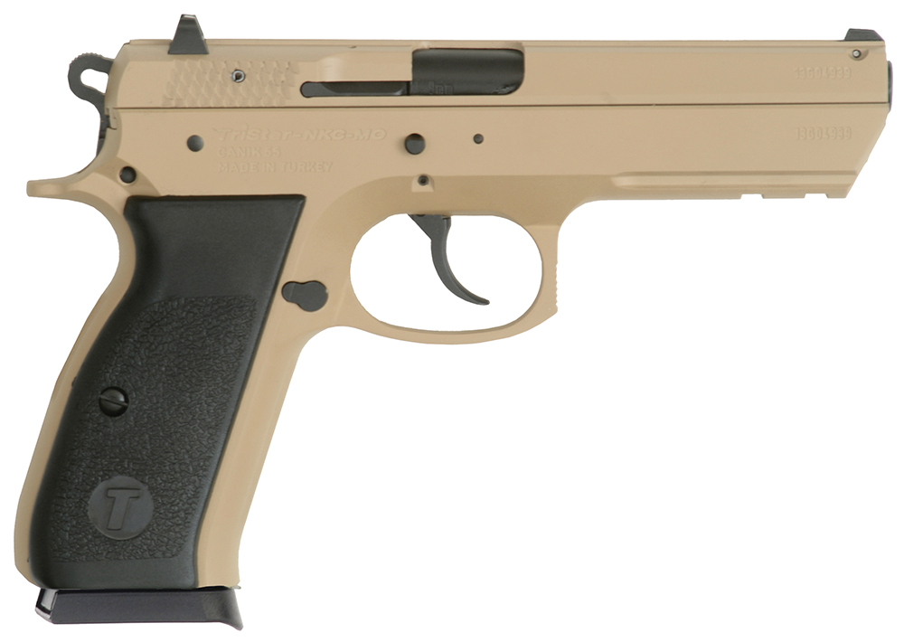 TRI 85096 T-120 9MM  4.7IN SAND   17RD