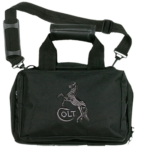 BDOG CLT-52   COLT MINI RANGE BAG  BLK