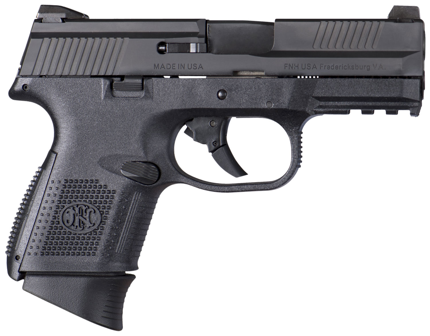 FN 66720 FNS9C  9MM    NS  17R BLK/BLK